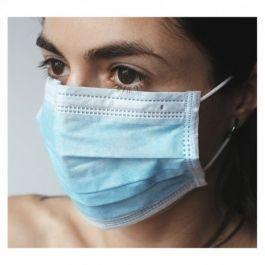 ENCAISSEMENT ET SECURITE MAGASIN - MATERIEL PROTECTION COVID : Masques de protection jetables -10 boites de 50
