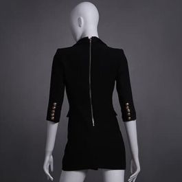 Mannequin abstract  No finish faceless female mannequins with straight body Mannequins vitrine