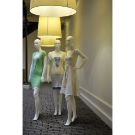 Schaufensterpuppen abstrakt Pack x3 abstrack damen schaufensterfiguren 1777  Mannequins vitrine