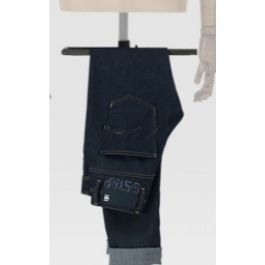 MALE MANNEQUIN BUST - VINTAGE BUST : Pant holder for vintage busts