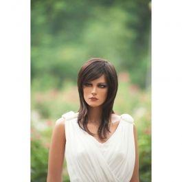 PROMOTIONS ACCESSOIRES MANNEQUIN VITRINE : Perruque mannequin femme zl349a-2-33