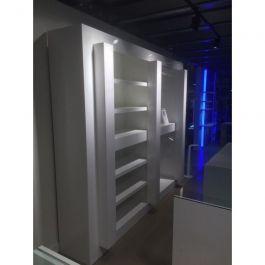 CLOTHES RAILS - CLOTHING RAIL WARDROBE : Profesional wardrobe r-pr-001-comp