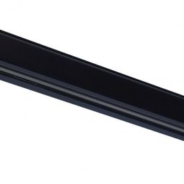 Sistema binario Trifase Rail nero per spot a led 1 metro Spots