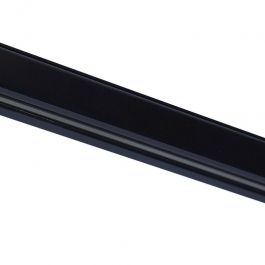 Sistema binario Trifase Rail nero per spot a led 2 metros Spots