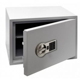 CASH REGISTER & SECURITY PRODUCTS - SAFES : Safe metal grey