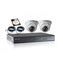 CASH REGISTER & SECURITY PRODUCTS - CCTV : Security camera hikvision x 2