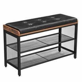 RETAIL DISPLAY FURNITURE - INDUSTRIAL FURNITURES : Shoe bench and padded bench