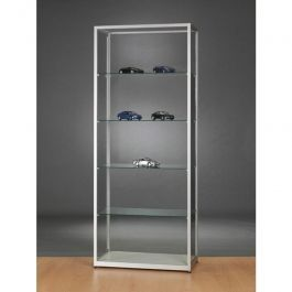 RETAIL DISPLAY CABINET : Showcase for retail store 80cm 91001231