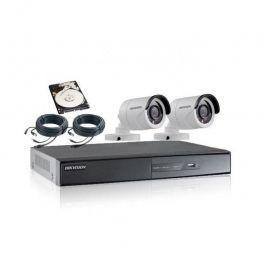 REGISTRATORI DI CASSA E SICUREZZA - SISTEMI DI VIDEOSORVEGLIANZA : Sistemi di videosorveglianza hikvision