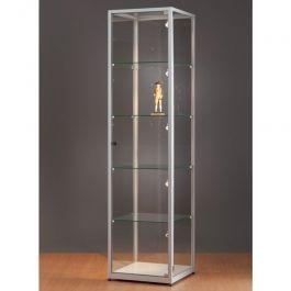 Vitrines colonnes Vitrine magasin 50x50cm 91000476 Mobilier shopping