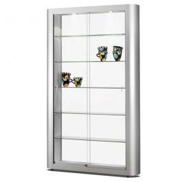 RETAIL DISPLAY CABINET - WALL DISPLAY CABINET : Wall display showcase room divider